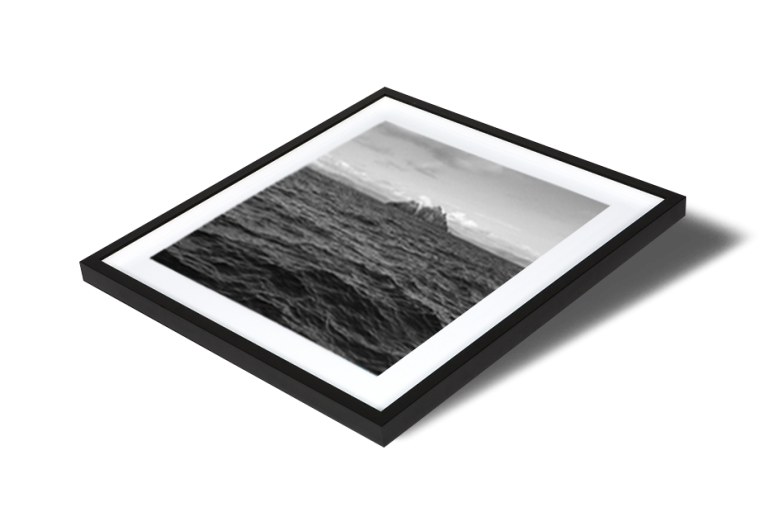 "Classic picture frames are available in a wide variety of mouldings from natural woods which are perfect for warm tone prints, to hand stained or satin finishes for a more contemporary feel. When framing with or without a window mount, the classic frame is perfect for showing off strong photographic prints. To discuss your framing options and sizes please visit<span class=""goldplus""> + more</span>"