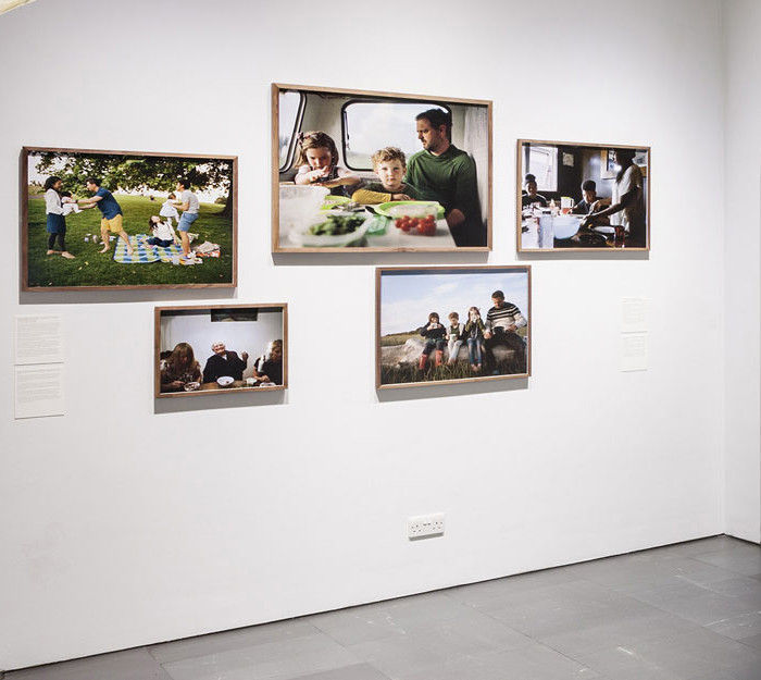 We Are Family – Siân Davey at the National Portrait Gallery