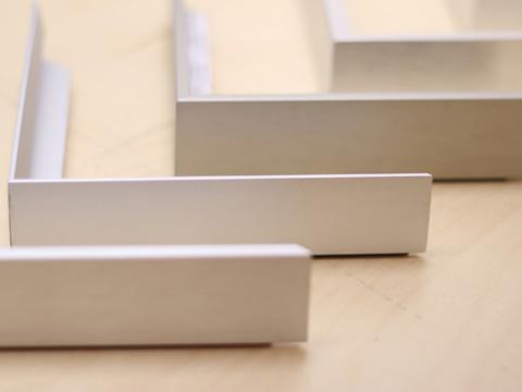Aluminium Frames | Picture Framing | London | Metro Framing