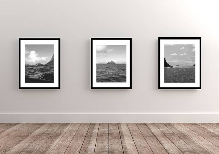 Picture Frame Hire for Exhibitions and Galleries | London | Metro ...