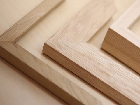 natural wood frames picture framing london metro framing. Black Bedroom Furniture Sets. Home Design Ideas