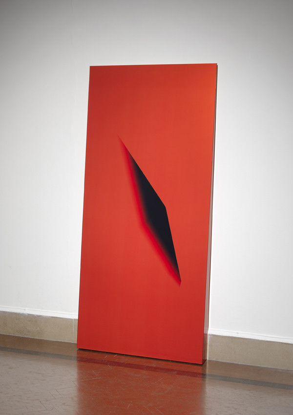 Dan Holdsworth new exhibition: Spatial Objects