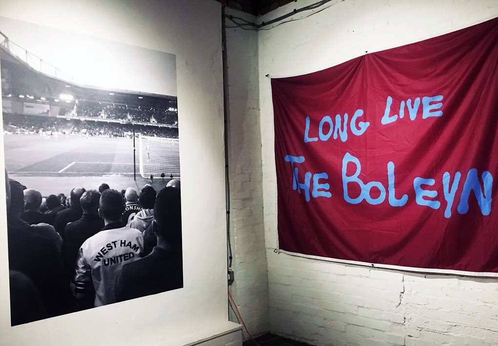 Long Live the Boleyn – Freddie Bonfanti