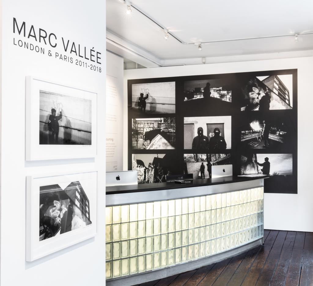 """Marc Vallée: London & Paris 2011-2018 is a Metro in-house solo show launched this past September. Marc Vallée (b.1968) is a London-based documentary photographer whose work focuses on contemporary youth culture within the context of the neoliberal city. Marc's work has been published and exhibited worldwide, while Tate Britain, the Museum of Modern Art (MoMA), the Museum of London and<span class=""""goldplus""""> + more</span>"""