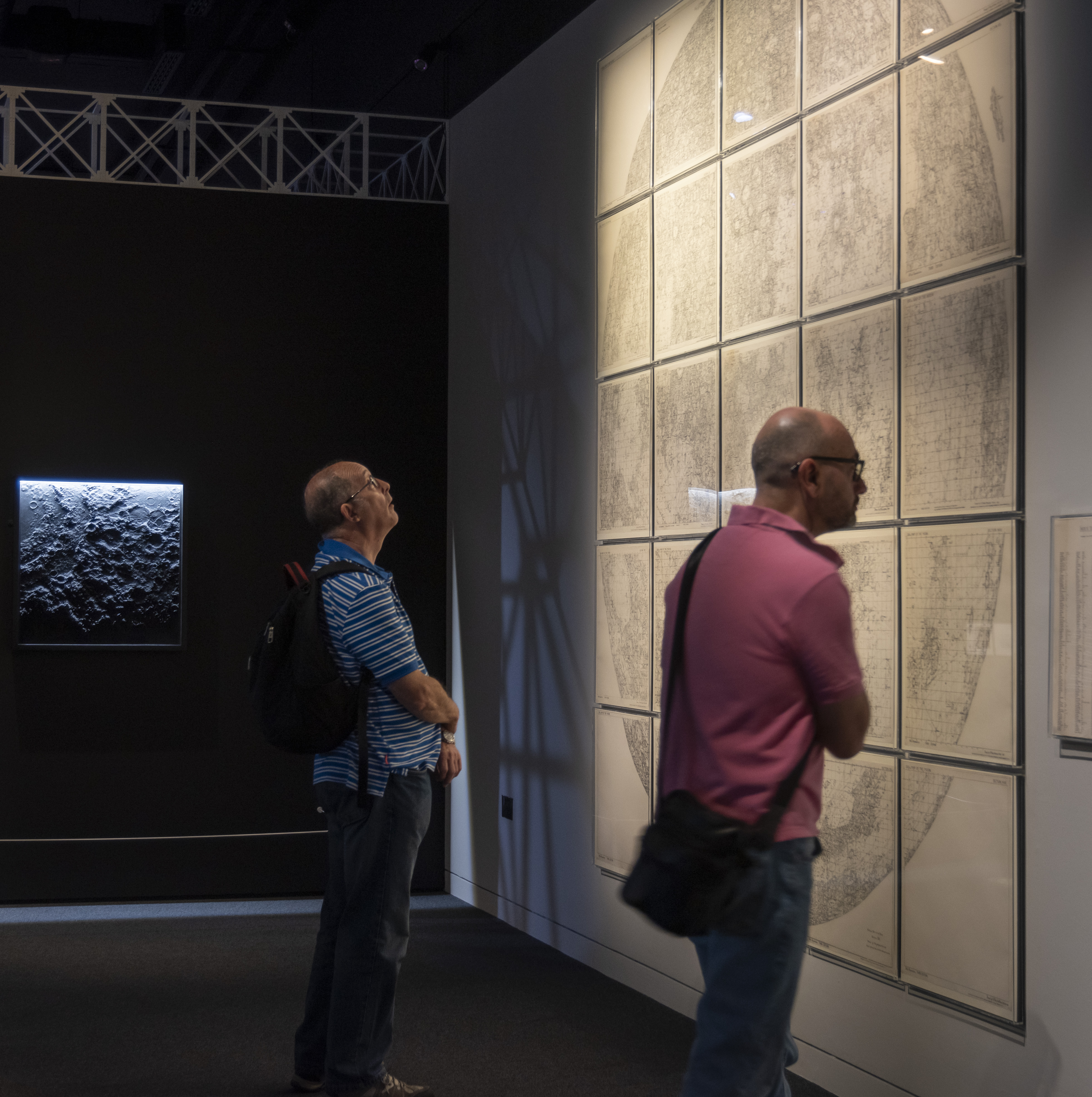 The National Maritime Museum: Major Exhibition 'The Moon'