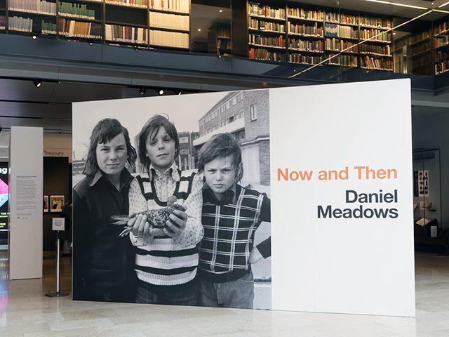 Daniel Meadows: Now & Then